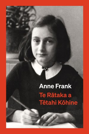 Diary of Anne Frank in Te Reo - cover