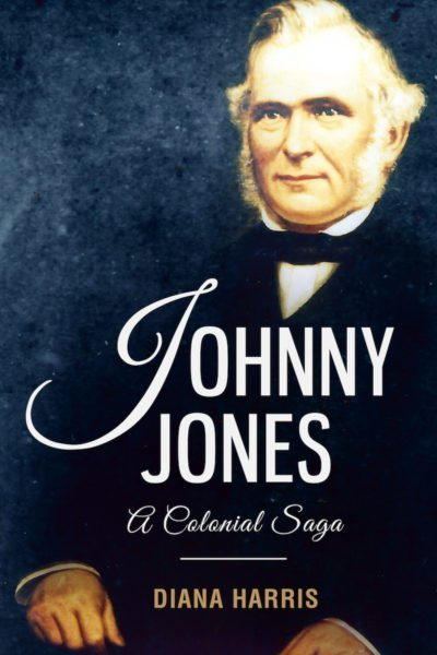 Johnny Jones cover